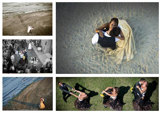 drone - foto aerea matrimonio